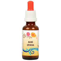Anti stress - alkalická voda - 30 ml