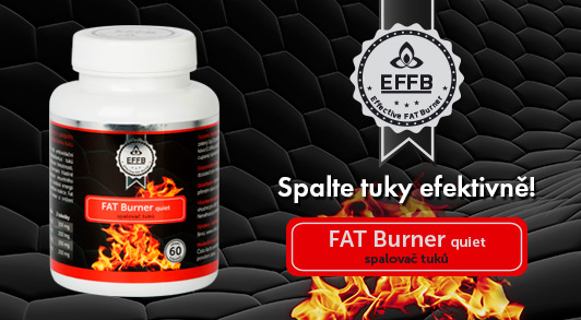 Spalovač tuků Fat Burner quiet