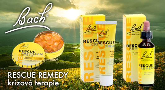 Rescue Remedy krizová terapie